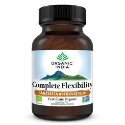 Complete Flexibility [Sanatatea articulatiilor] 60cps - ORGANIC INDIA