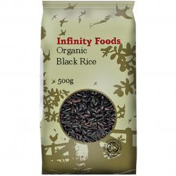 Orez negru 500g - INFINITY FOODS