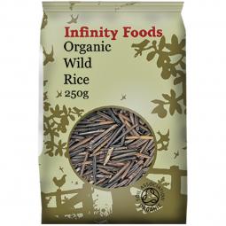 Orez salbatic 250g - INFINITY FOODS