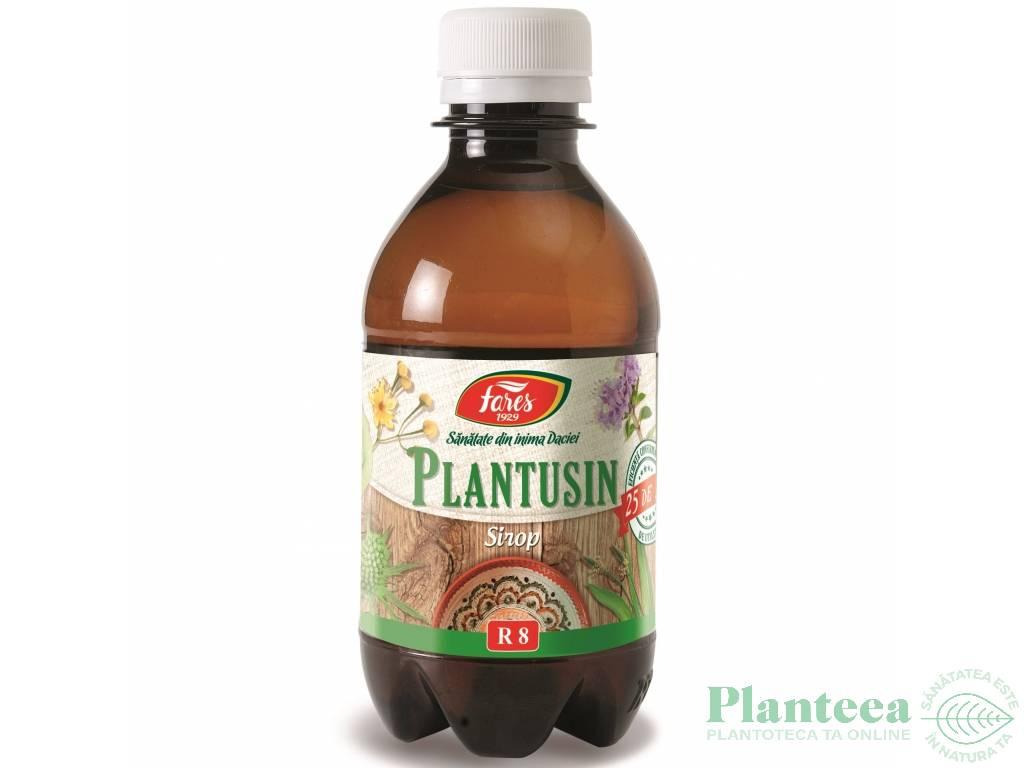 Sirop plantusin clasic 250ml - FARES
