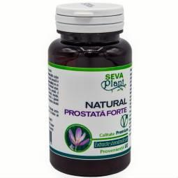 Prostata forte 60cps - SEVA PLANT