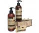 Set Cadou rustic [sampon 400ml+balsam par 400ml+sapun argana 40g] 3b - AZBANE