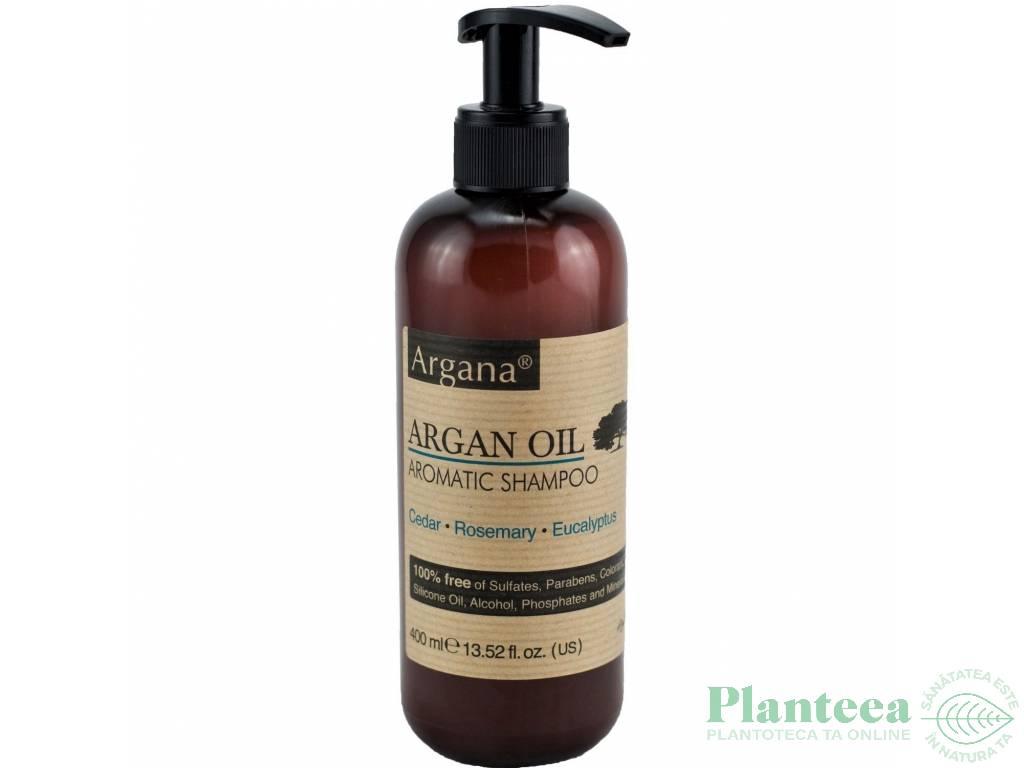 Sampon aromat ulei argan Argana 400ml - AZBANE