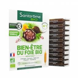 Hepatonic 20fl - SANTAROME