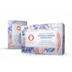 Sapun antibacterian hidratant 100g - ORTOS