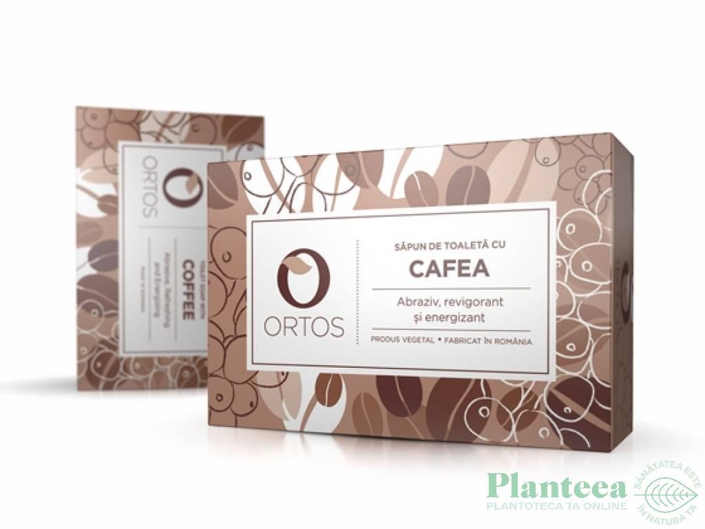 Sapun cafea 100g - ORTOS