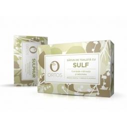 Sapun sulf 100g - ORTOS