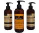 Set Cadou rustic [sampon 400ml+gel dus 400ml+sapun lichid 400ml] 3b - AZBANE
