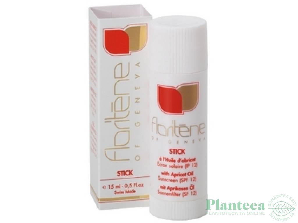 Strugurel buze protectie UV 15g - FLORITENE