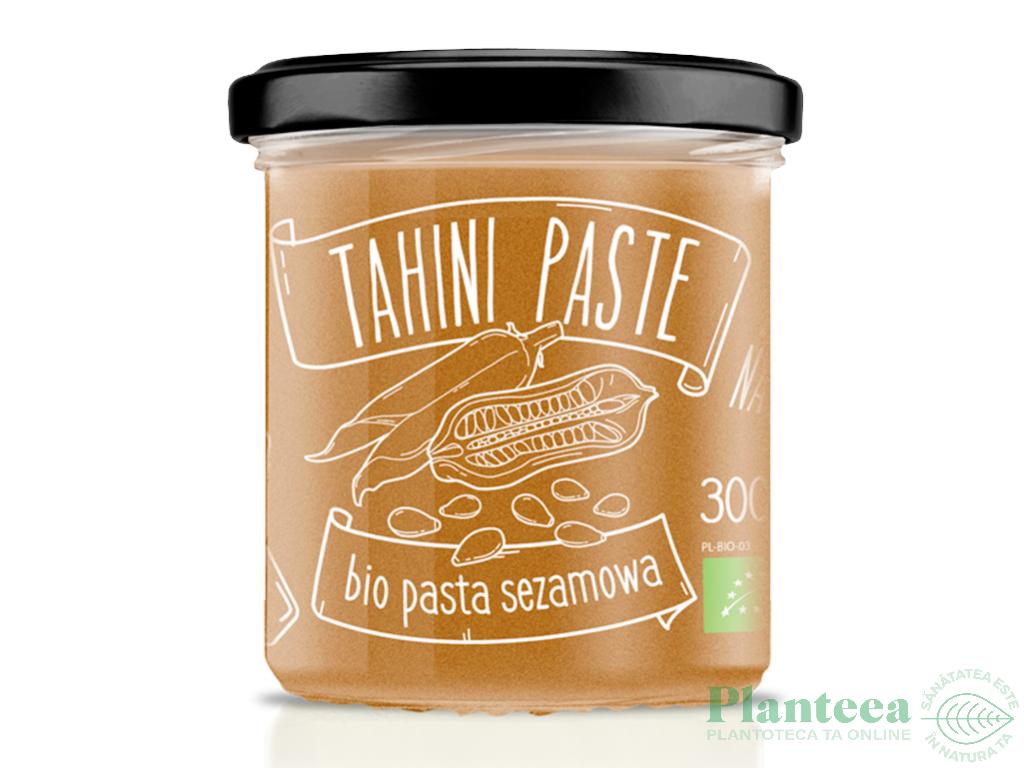 Pasta susan decojit Tahini bio 300g - DIET FOOD