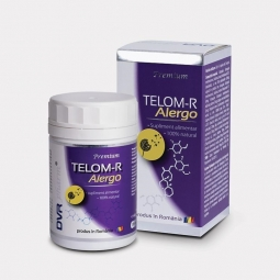 Telom R Alergo 120cps - DVR PHARM
