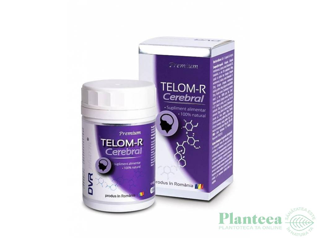 Telom R Cerebral 120cps - DVR PHARM