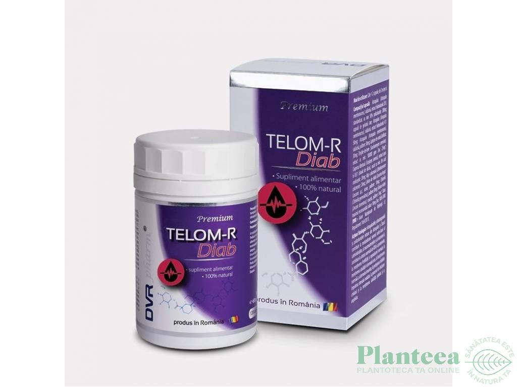 Telom R Diab 120cps - DVR PHARM