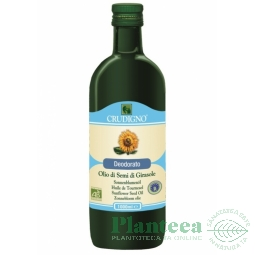 Ulei fl soarelui dezodorizat 1L - CRUDIGNO