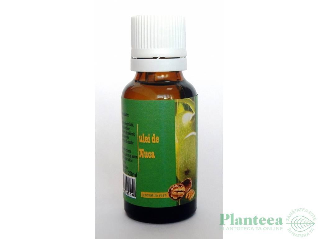 Ulei nuca 20ml - GREEN SENSE