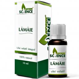 Ulei esential lamaie 10ml - AROM SCIENCE