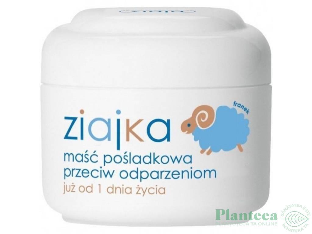 Unguent fundulet oxid zinc Baby&Kids 50ml - ZIAJA