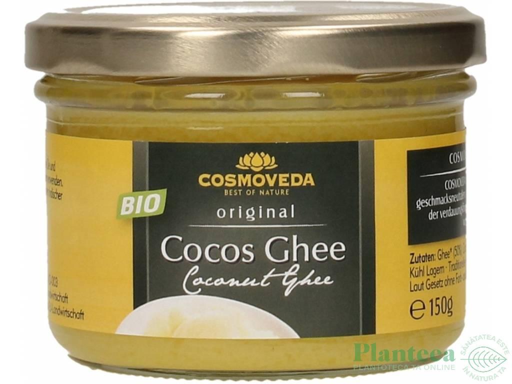 Unt ghee cocos 150g - COSMOVEDA