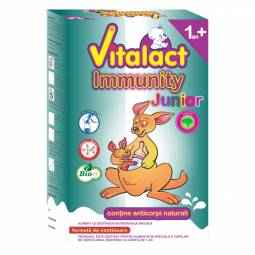 Lapte formula +12luni Vitalact immunity Junior 400g - BIOEF
