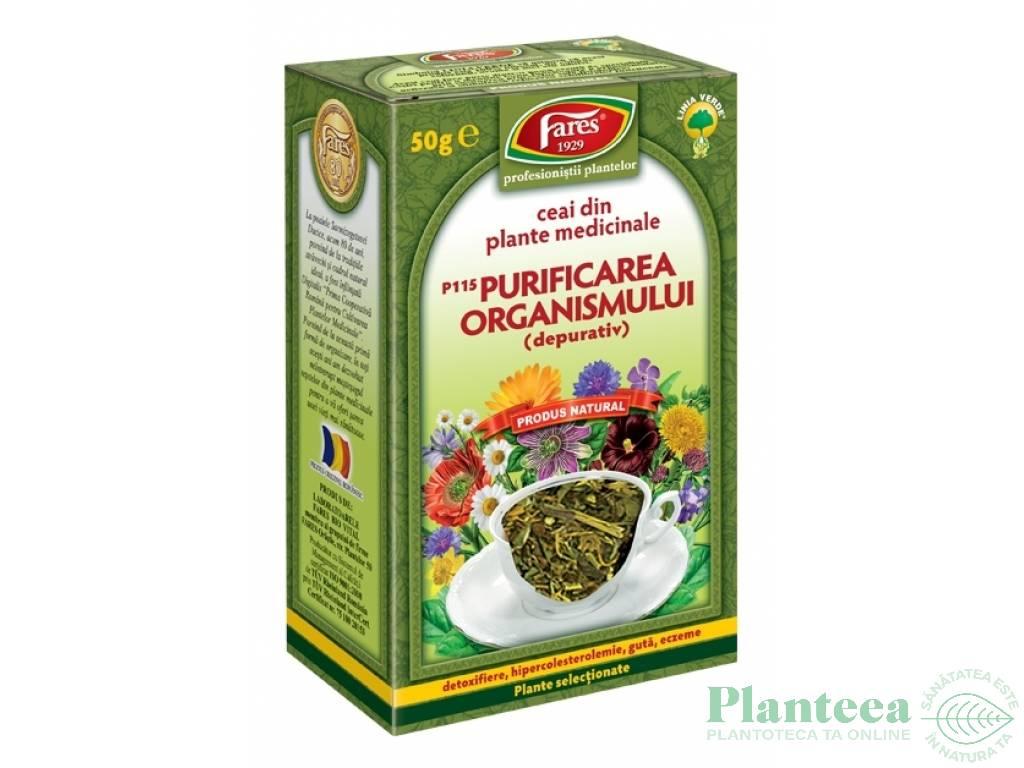 ceaiuri pentru detoxifiere organismului)