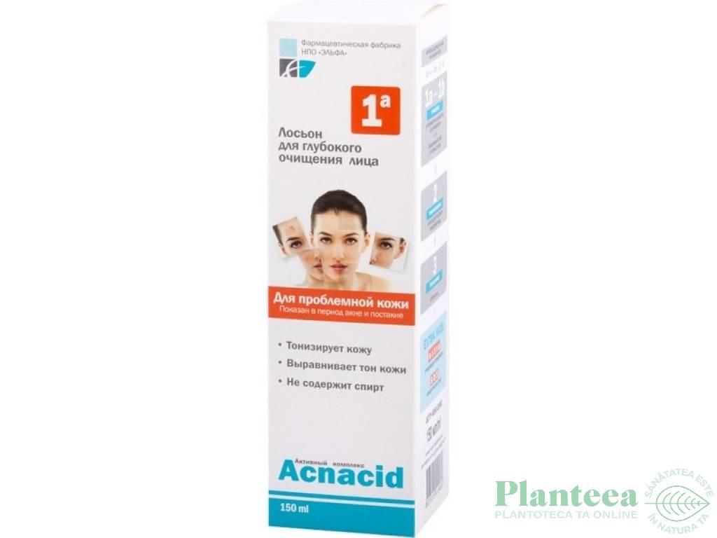 Lotiune purificatoare tonifianta Acnacid 150ml - ELFA PHARM