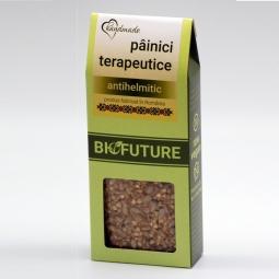 Painici crocante terapeutice antihelmitic 100g - BIOFUTURE