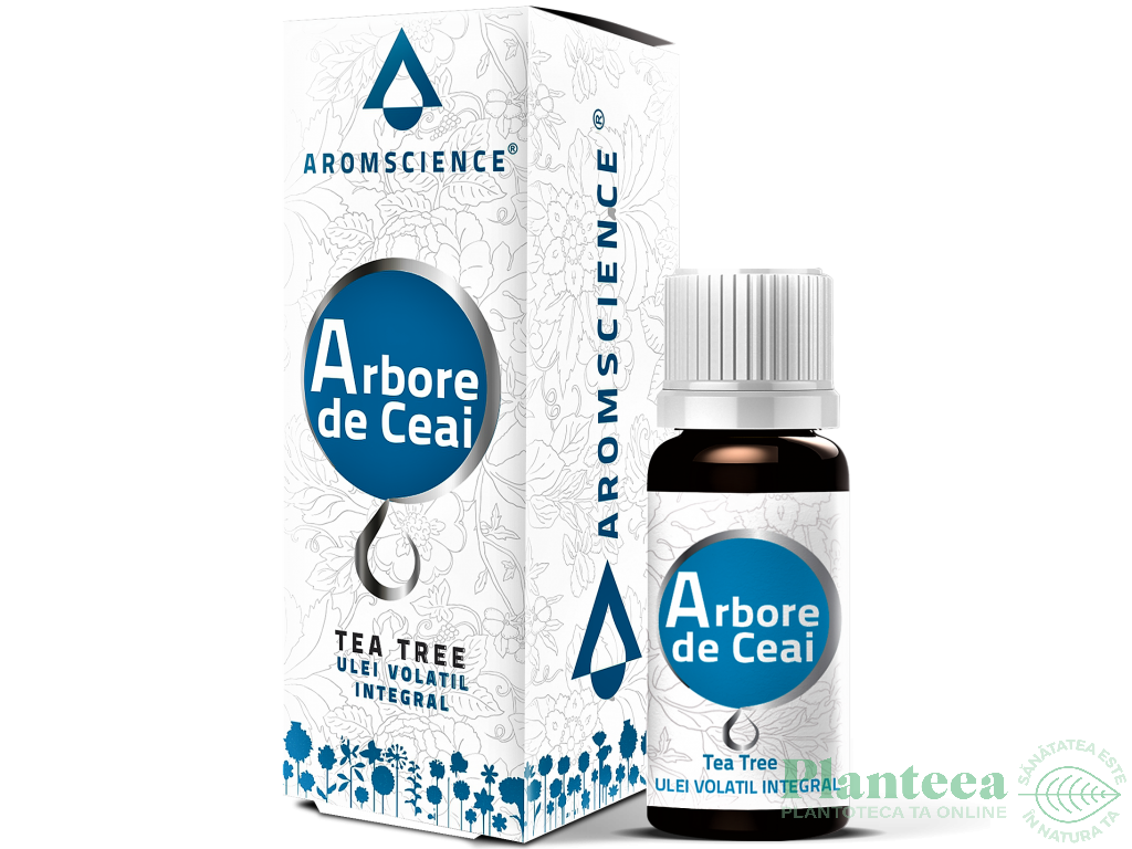 Solutie piele Thuja Clear 15ml - AROM SCIENCE