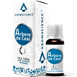 Ulei esential arbore ceai 10ml - AROM SCIENCE