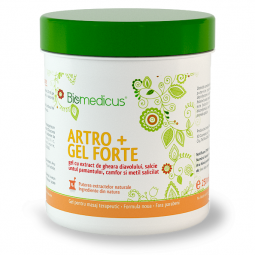 Gel Artro+ Forte efect racoritor 250ml - BIOMEDICUS