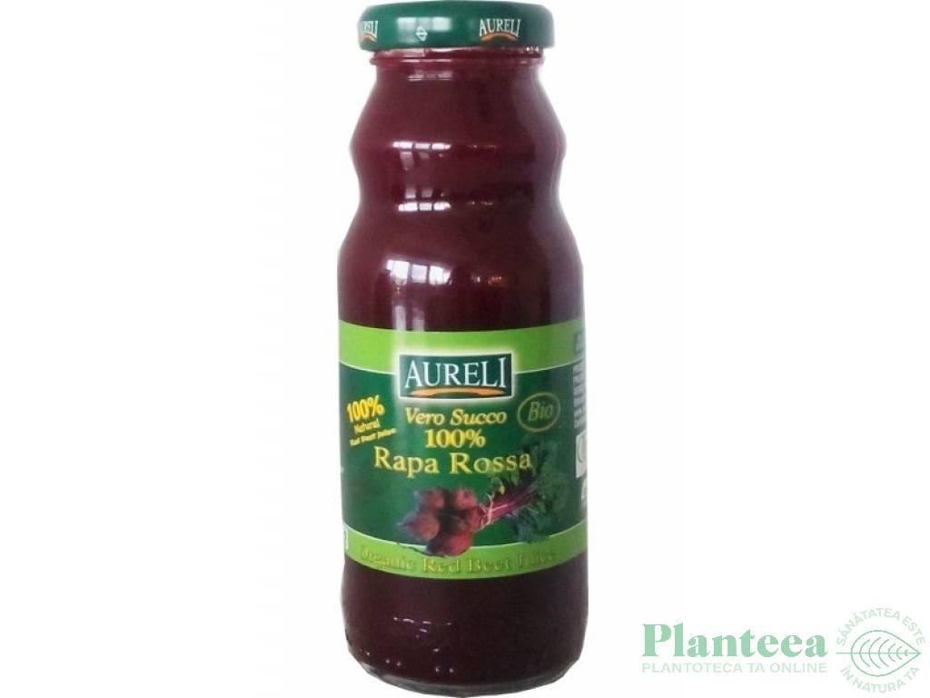 Suc sfecla rosie 200ml - AURELI