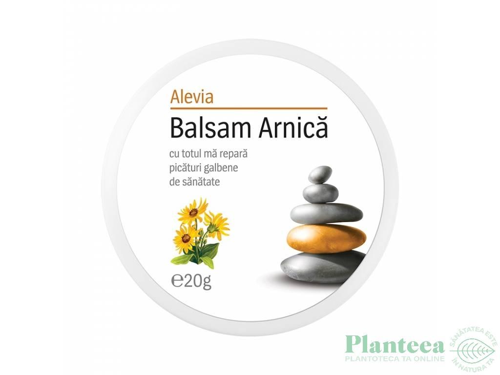 Balsam arnica 20g - ALEVIA