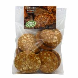 Biscuiti ovaz cereale 200g - GREEN SENSE