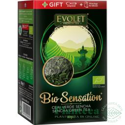 Ceai verde sencha Bio Sensation 80g - EVOLET