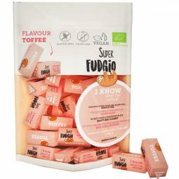 Caramele toffee bio 150g - SUPER FUDGIO