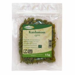 Condiment cardamom verde intreg 15g - NATURPIAC