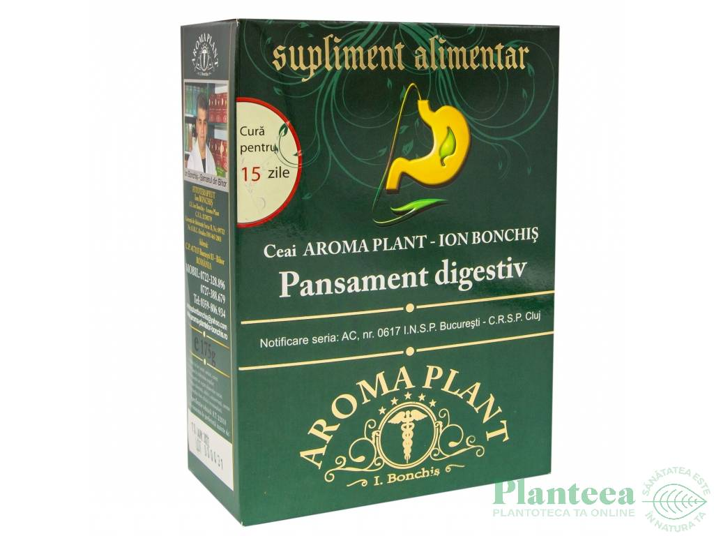 ceai digestiv pentru stomac si intestine)