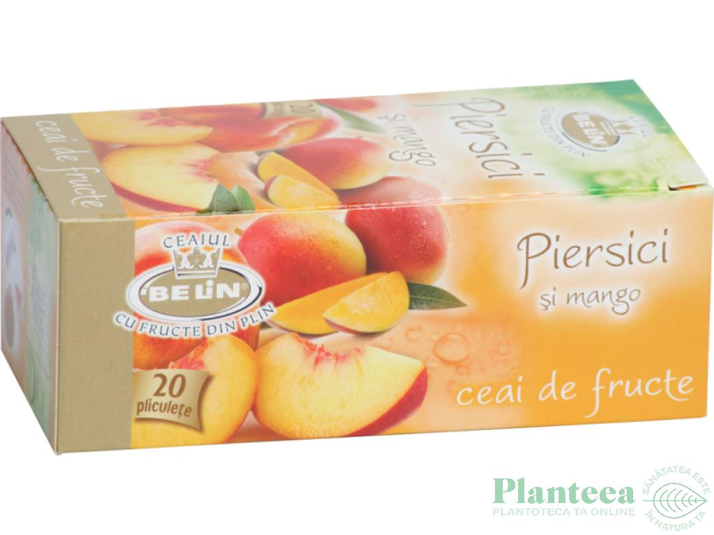 peach- caise ceai de slăbire pe bază de plante pierde grăsimea de burtă în timp scurt