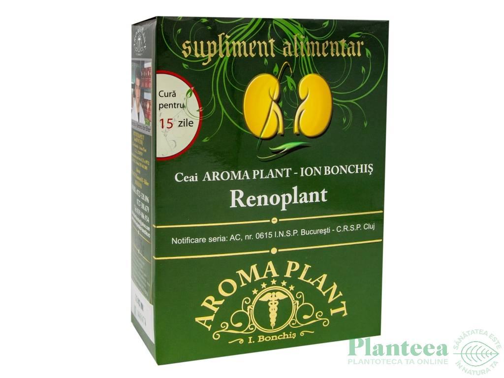 Ceai Renoplant [afectiuni renale diuretic] 175g - BONCHIS