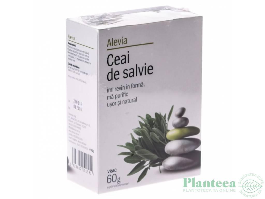 detoxifiere ceai de salvie)