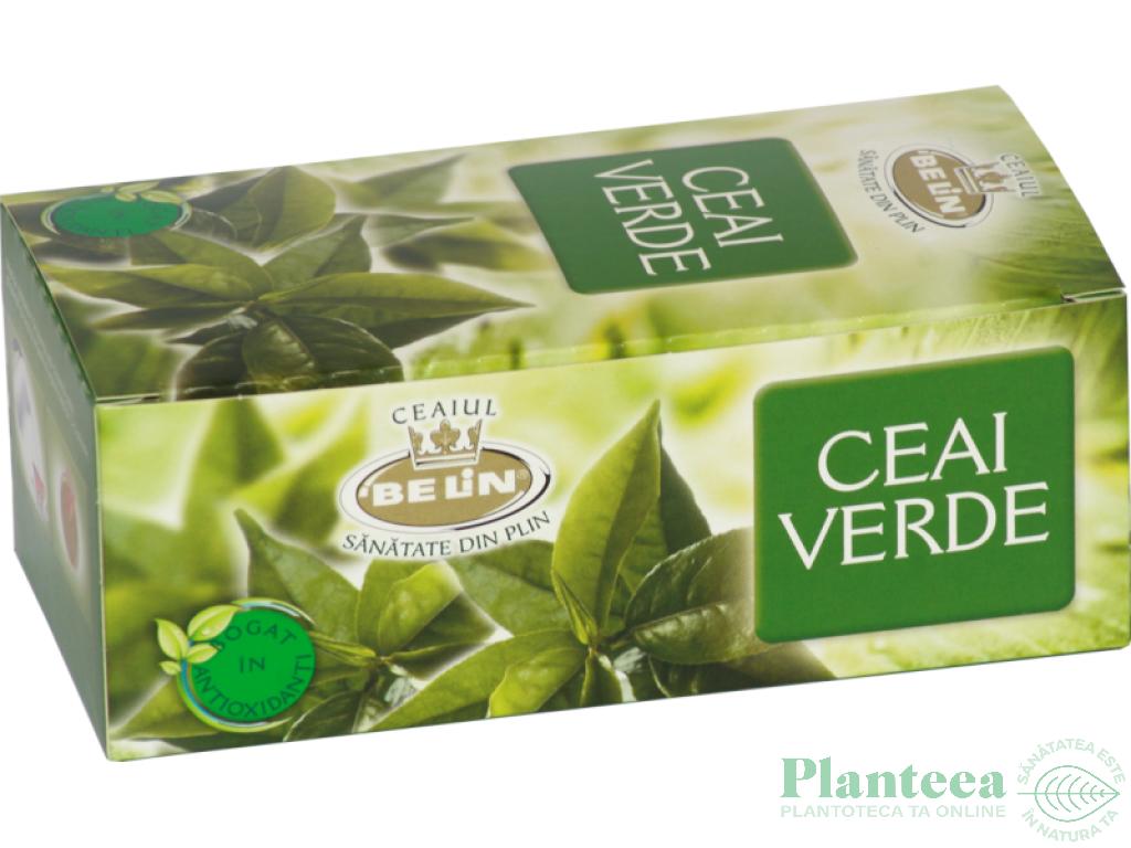 Ceai verde pentru potenta