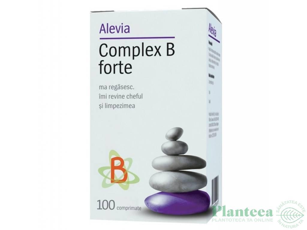 Complex B forte 100cp - ALEVIA