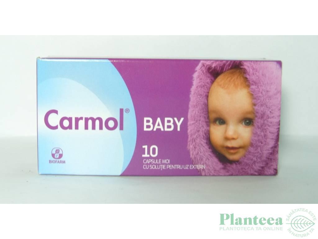 Gelule Carmol junior 10gl - BIOFARM