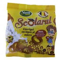 Covrigei lapte miere Scolarul 150g - RONTAILA