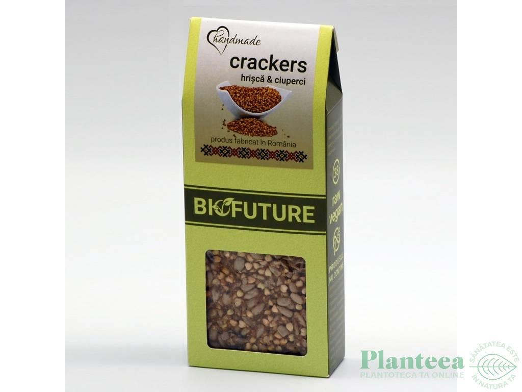 Painici crocante proteice hrisca ciuperci 100g - BIOFUTURE