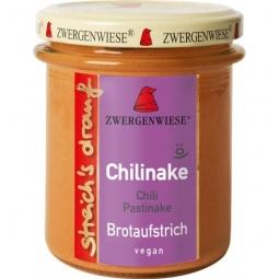 Crema tartinabila chili pastarnac Chilinake 160g - ZWERGENWIESE