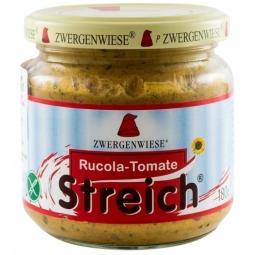 Pate vegetal fl soarelui tomate rucola 180g - ZWERGENWIESE