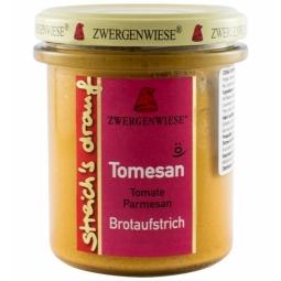 Crema tartinabila tomate parmezan 160g - ZWERGENWIESE