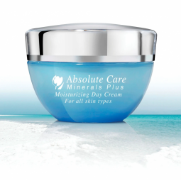 Crema zi hidratanta minerale Marea Moarta 50ml - ABSOLUTE CARE