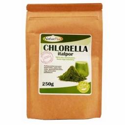 Pulbere chlorella 250g - NATURPIAC