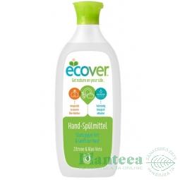 Detergent lichid vase aloe vera {m} 500ml - ECOVER